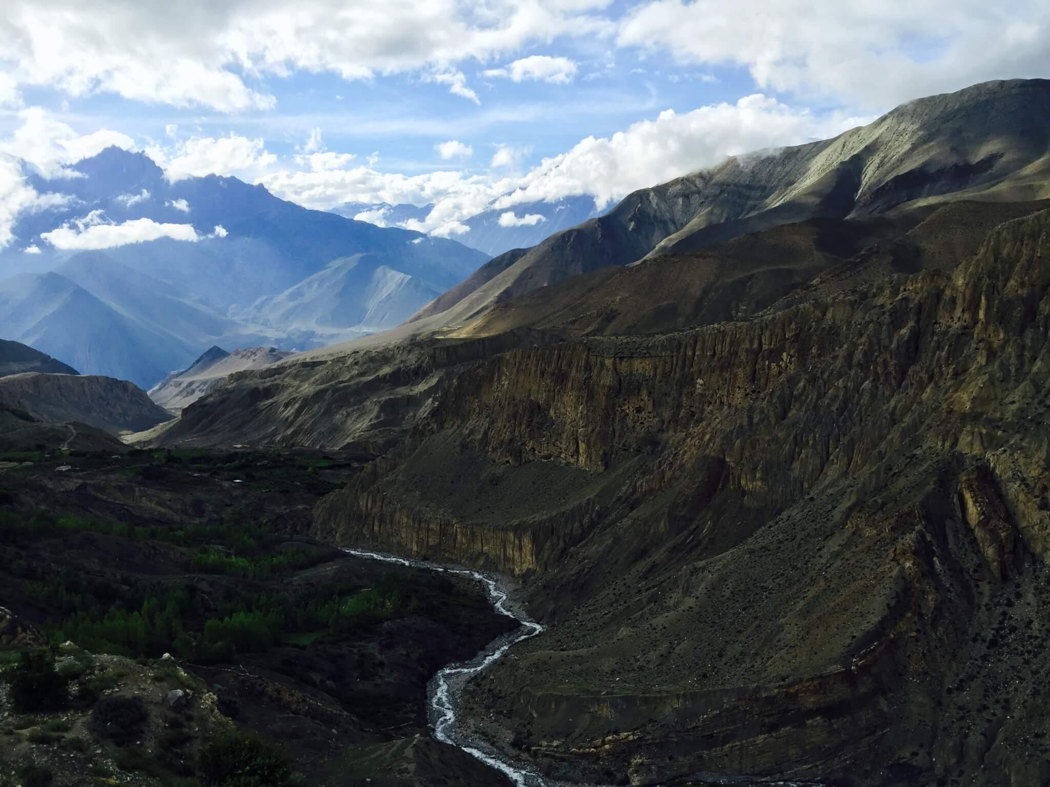 Trip to tibet   darya haitoglou