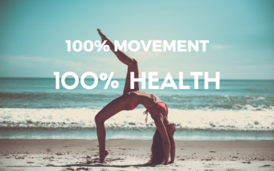 Movement is to health like breath it is to life