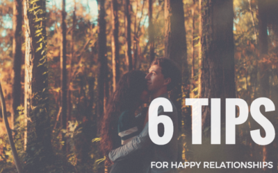6 tips to a happy long-term relationship