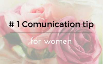#1 Communication Secret for Women
